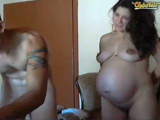 pregnant, webcams, amateur