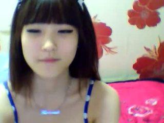 brunete, japānas, webcam