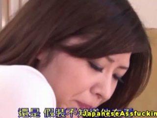 Азиатки nippon using анално топчета