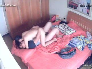 Hackers gebruik de camera naar remote monitoring van een lover's thuis life.8