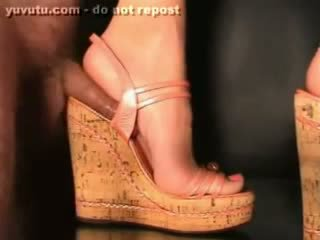 gailis, kurpes, pēda