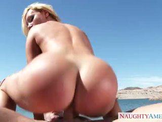 बड़ा, स्तन गाली दिया, अमरीकी तेंदुआ