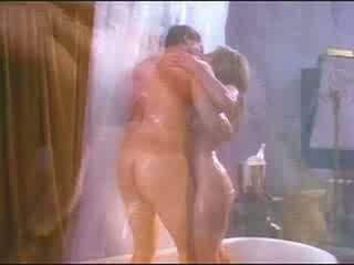 porno, lichaam, likken