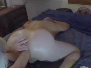 Meg dziļi anāls fisting mike un getting 2 rokas uz: porno 83