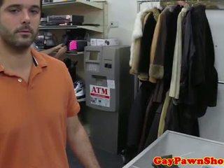 Gaybait pawnshop amatőr kell masturbate
