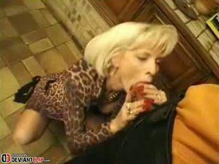 blowjobs, blondinen, milf