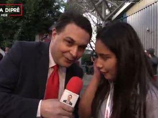 Strange videó a egy mexikói lány -val andrea dipre