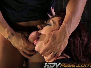 Hot Redhead MILF Jayden Jayme Blowjob, HD Porn 10
