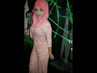 Turkish-arabic-asian hijapp blande photo 14