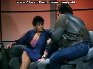 Horny Ebony Female Screwed