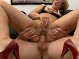 mamadas, doble penetración, grannies