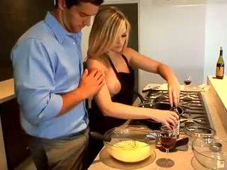 Alexis texas-the 真 裸 chef