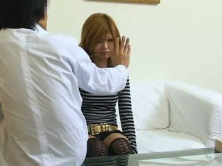 Hipnotizat japonez fata inpulit