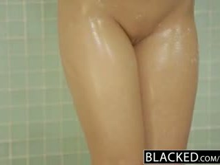 Blacked menipu si rambut perang gf zoey monroe barely takes bbc dalam beliau pantat/ punggung