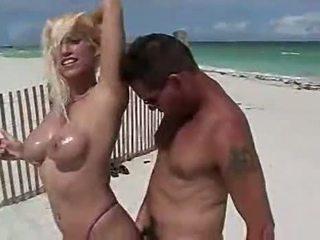 najbardziej swingers ładny, świeży plaża wielki, na dworze nowy