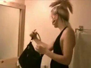 Amateur seks met een blondine ts hoer