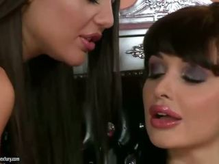 Aletta ocean vs angelica قلب