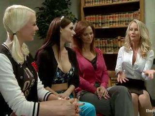 lesbiečių seksas, dominatrix, femdom