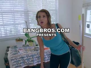 Bianca Gets Fucked After House Cleaning