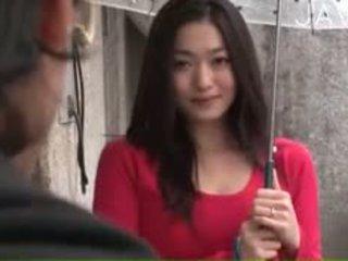 japonski, voyeur, blowjob