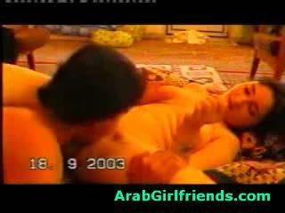 mamada, compañera, árabe