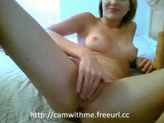 Amatuer amateru adolescenta blonda adolescenta masturband-se cu