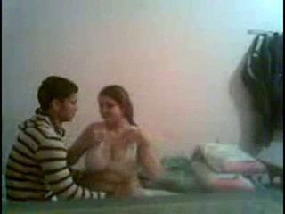 Desi বিশাল পাছা এবং বিশাল breast বালিকা