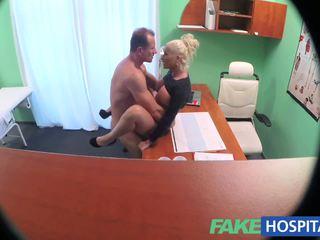 Fakehospital Dirty Doctor Fucks Busty Porn Star: HD Porn b0