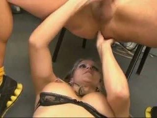 मुखमैथुन, गधा चाट, handjobs