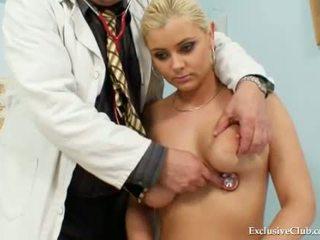 vagina, médico, hospital
