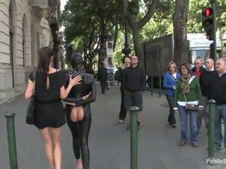 seks w miejscach publicznych, lateks, bondage płci