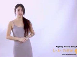 Supermodel perse perseestä at esiintymiskoe valu