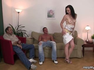 Brunette bojo swap for old man, free rumaja porno 34