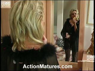 Agatha și rolf leggy mamma inauntru acțiune