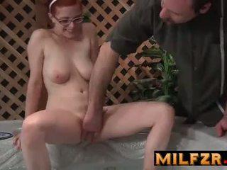 Otec gives sex vzdelávanie na dcéra