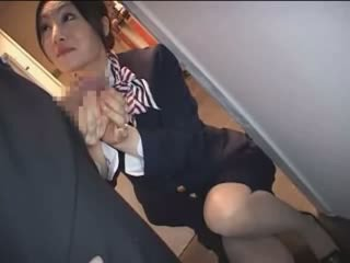 japanese, handjobs, stewardess