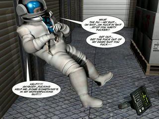 การ์ตูน, 3d comics