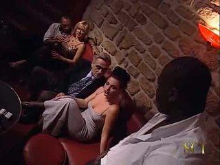 Italian club orgy Video