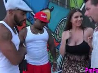 Brooklyn Chase Gangbang Pussy Creampie Fuck