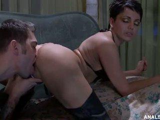 Russian milf anal