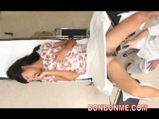 japonec, webcam, lekár