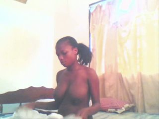 East الأفريقي فتاة aisha getting مارس الجنس بواسطة لها boyfriend