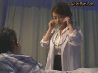 Milf japanisch groß titten krankenschwester vol.9