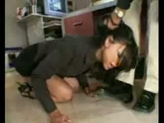Stupid employee brutally destroyed nga frustrated shefi