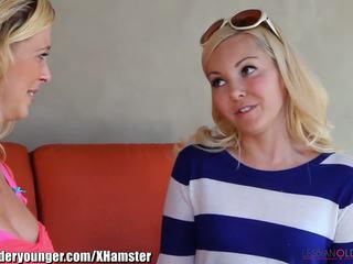 Lesbianolderyounger aaliyah प्यार eating मिल्फ निकल