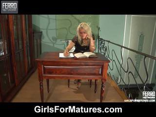 Girls for matures ketika with juliet, alana, nora