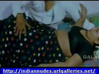 Seksuālā indieši telugu aunty ar viņai partner