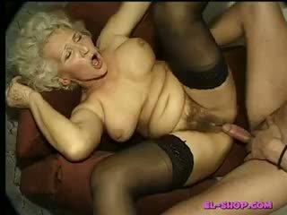abuelita, nylon, duro