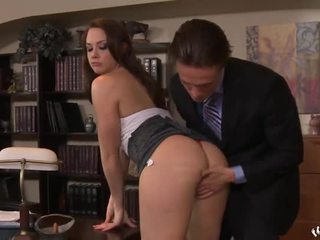 licking, blowjob, office