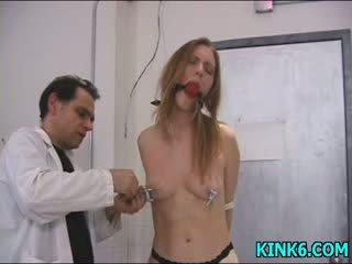 Introduce slut to needle play
